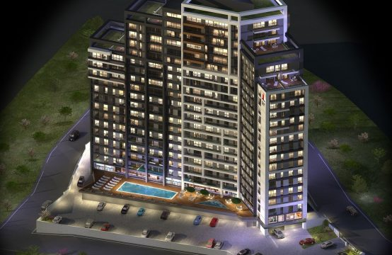 Beautiful Project with Sea View in